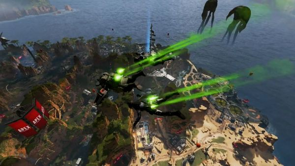 《泰坦天降》衍生大逃杀《APEX 英雄》正式公布
