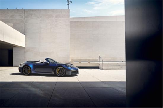 两款保时捷新车亮相日内瓦车展 演绎纯正运动本色