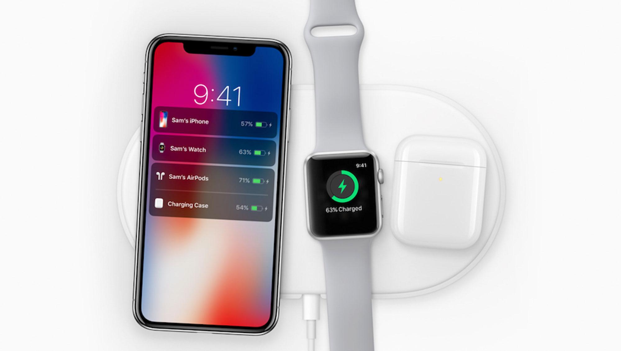 苹果无线充电板AirPower最新消息:3月底发售