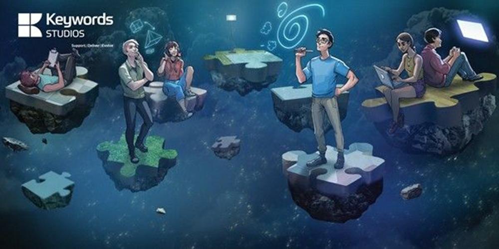 著名游戏外包商Keywords2018年营收近20亿元