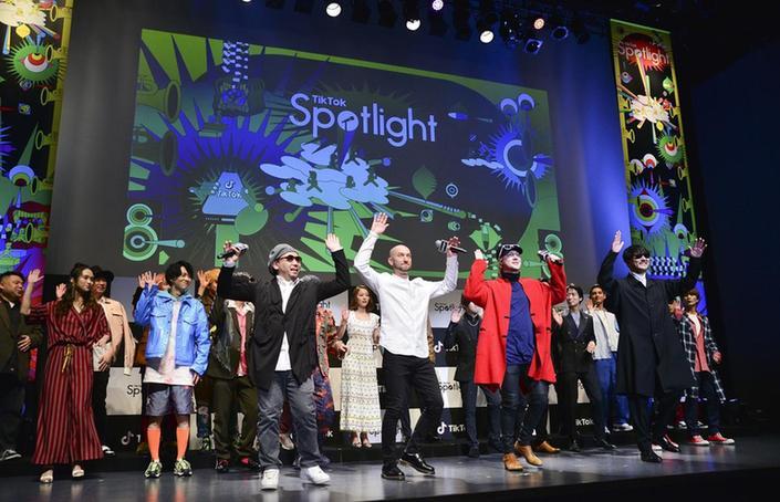 TikTok与日韩21家音乐公司推出音乐人计划