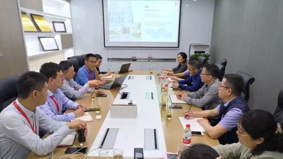 杭州市监管局赴云集考察,勉励云集抢占电商转型发展新机遇