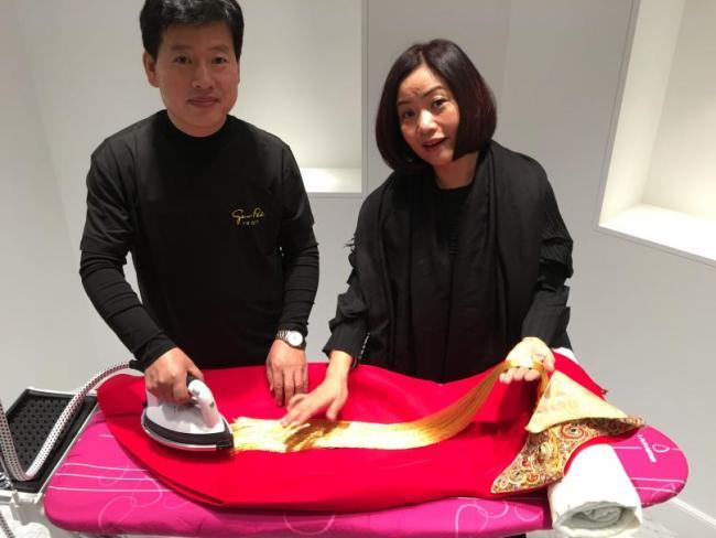 LAURASTAR守护中国时尚教育事业