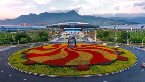 方欣科技承建项目亮相第二届数字中国建设峰会 展示税务信息化建设成果