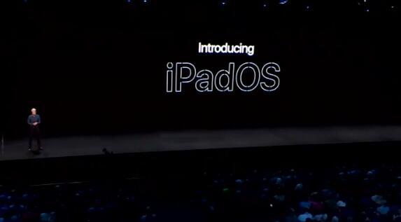 苹果发布全新iPad OS支持分屏多任务 可外接U盘/相机