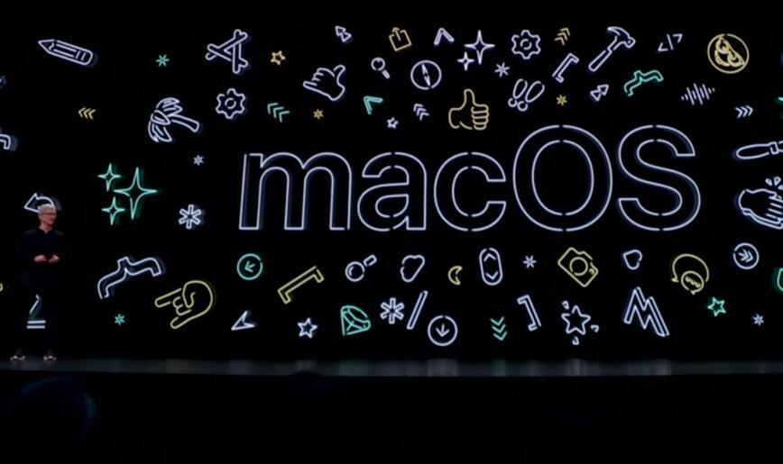 """苹果mac OS新系统代号""""Catalina"""":iTunes被一分为三 加入统一App适配"""