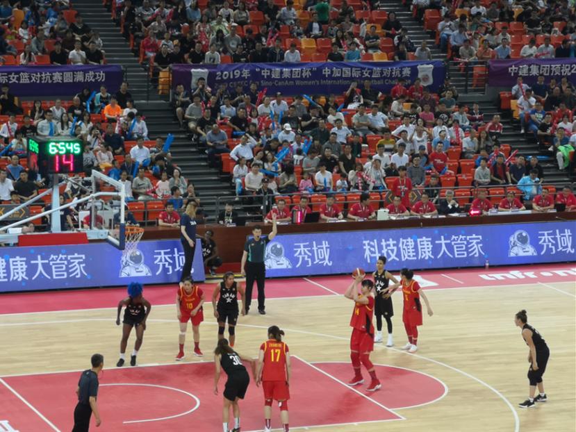 秀域携手中国女篮,科技健康大管家的体育初心