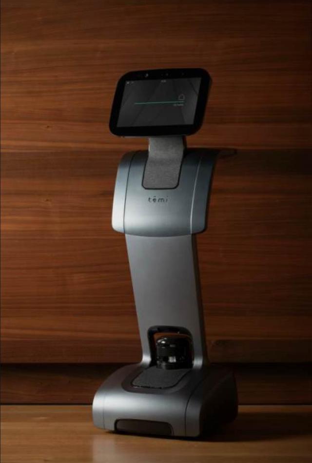 Temi机器人亮相亚洲电子消费展,它可能是你最想要的个人机器人