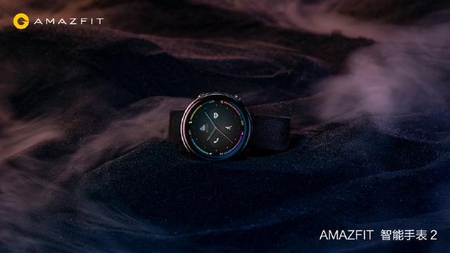 时尚炫酷的体验,华米科技AMAZFIT智能手表2深受年轻潮流人士喜爱