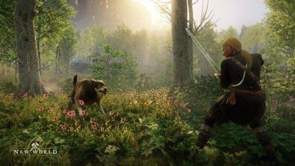 亚马逊正式宣布与乐游合作开发《魔戒》新网游