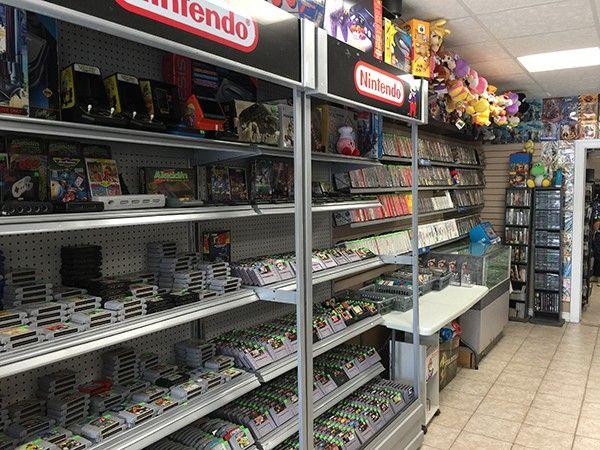 游戏零售店GameStop将启动店铺改造实验计划