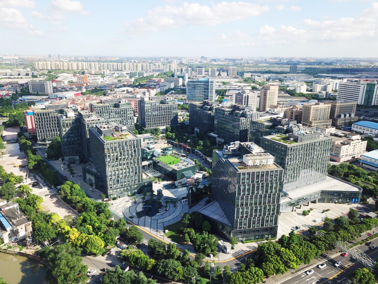 自贸区新片区带来新机遇,东方万国企业中心发展再添利好