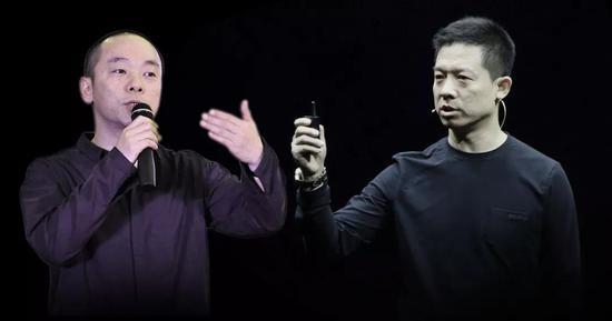 冯鑫和贾跃亭,两个胆小鬼