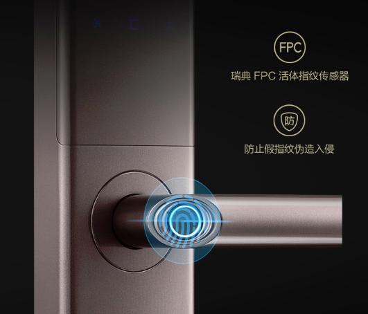 联想指纹锁R2 WiFi版 解锁更多智能安防新模式