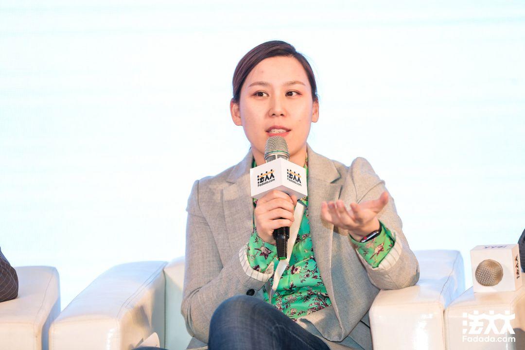 周芳 / 微软大中华区商业客户事业部总经理
