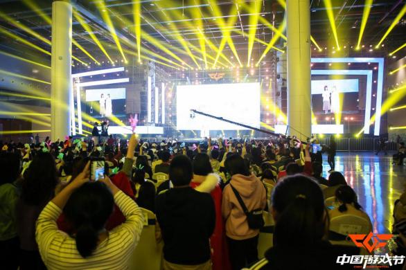 2019 CGF中国游戏节现场精彩回眸!气氛火爆引众多观众纷至沓来 展会活动-第4张