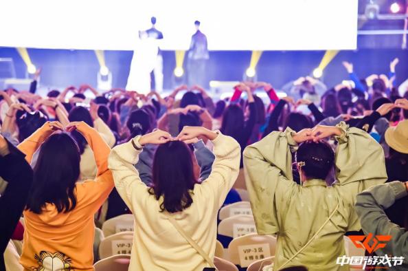 2019 CGF中国游戏节现场精彩回眸!气氛火爆引众多观众纷至沓来 展会活动-第5张
