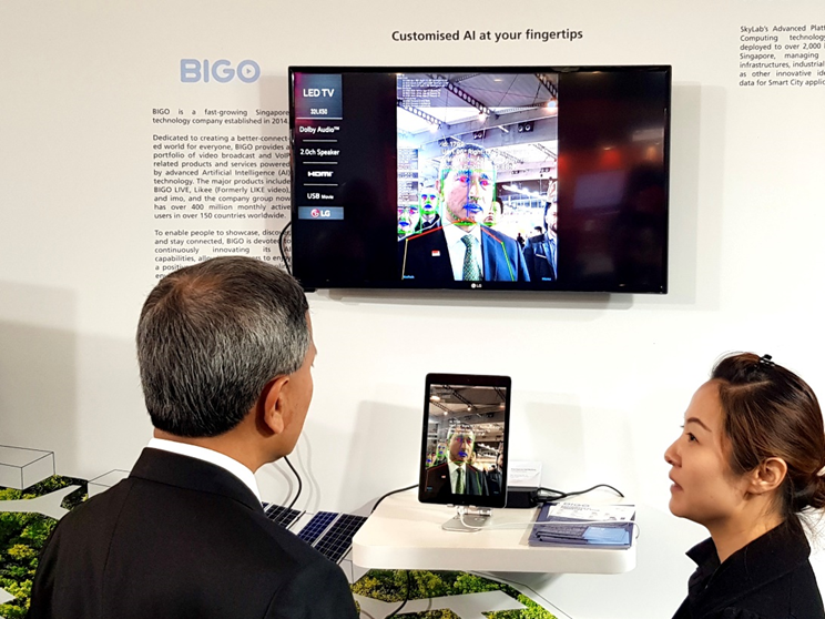 BIGO人工智能技术赋能全球智慧城