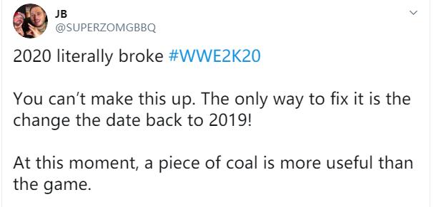 搬運公司《WWE 2K20》現大規模解體 問題