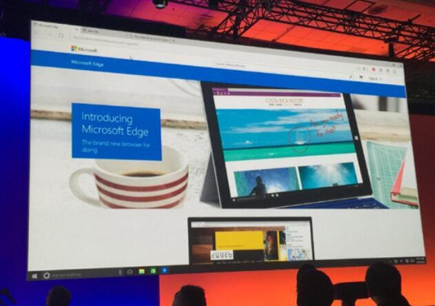 微软基于谷歌Chromium开源的Edge浏览器正式发布 支持跨平台操作