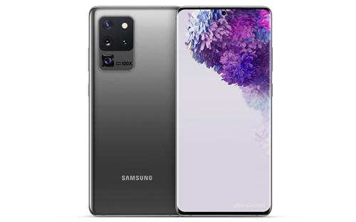 三星Galaxy S20 Ultra手機準確渲染圖曝光