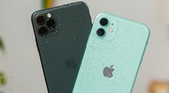 調研機構:2019年第四季度iPhone 11系列在美最暢銷 銷量占比達69%