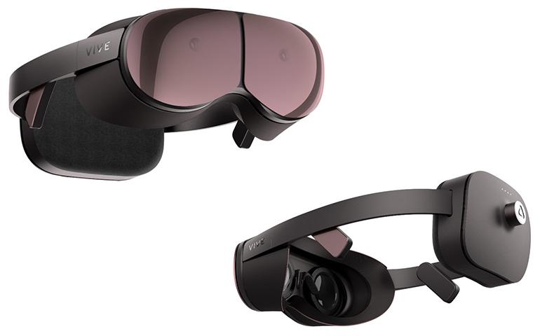 HTC轻量版VR头显渲染图曝光 一体式与分体式均有