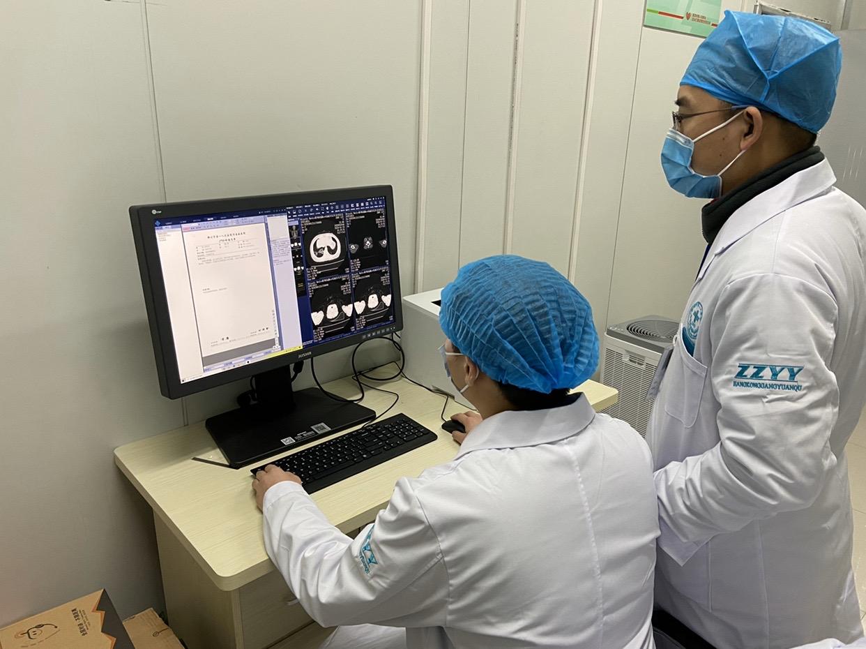 达摩院医疗AI上线26家医院 已诊断3万个疑似肺炎病例