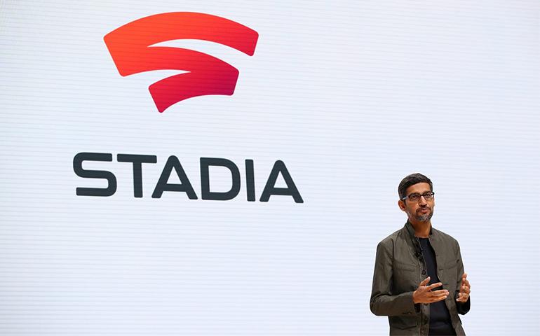 多位游戏开发者表示,不看好谷歌Stadia云服务的前景