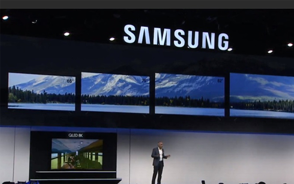 三星计划今年售出800万台QLED电视,扩大与LG和索尼的差距
