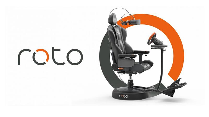 开发VR旋转座椅的Roto VR获得150万英镑融资