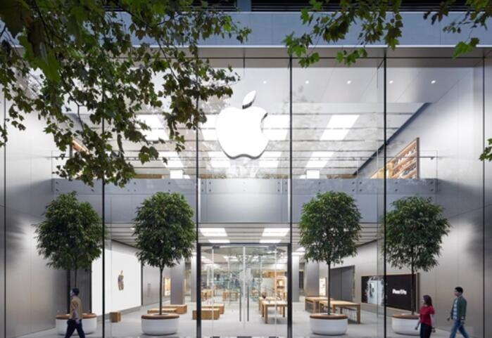 苹果美国零售店最早或在5月初恢复营业