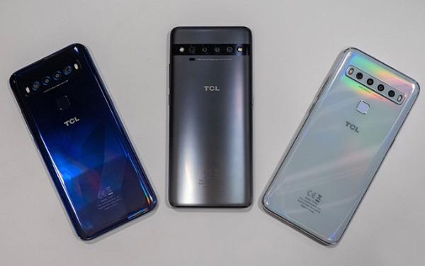 TCL宣布推出TCL 10 5G手机,搭载骁龙765G处理器