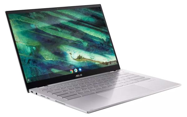 华硕发布Chromebook Flip C436:雅典娜计划认证,续航12小时