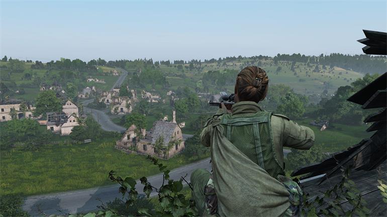 DayZ加入XGP后玩家激增 硬核生存游戏进入繁荣期