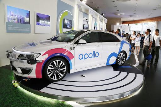百度建成Apollo自动驾驶和车路协同应用测试基地