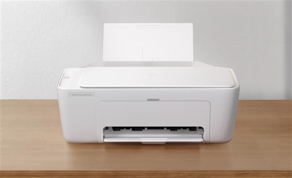 年輕人的第一臺打印機:小米米家噴墨打印一體機499元起