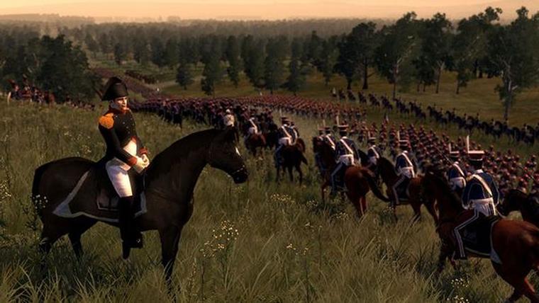 Steam限时特惠《全面战争:拿破仑终极版》现价28元