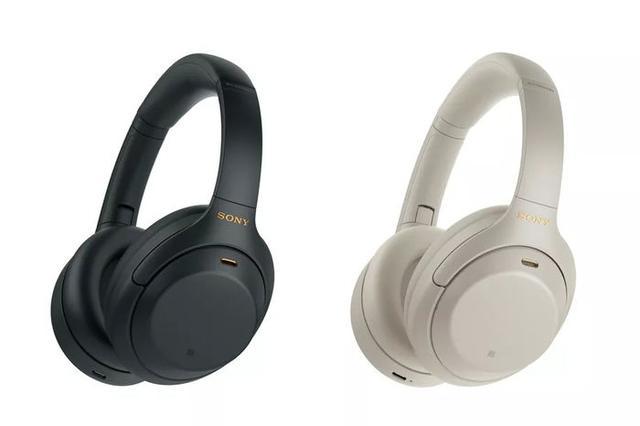 顶级主动降噪 索尼WH-1000XM4发布售价349美金