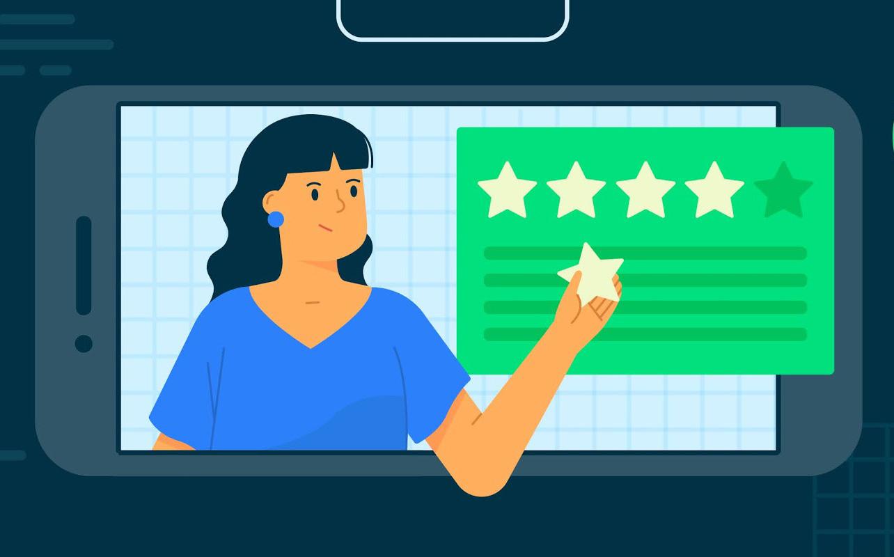 Google修改应用评价功能 无需跳转Play Store即可评分