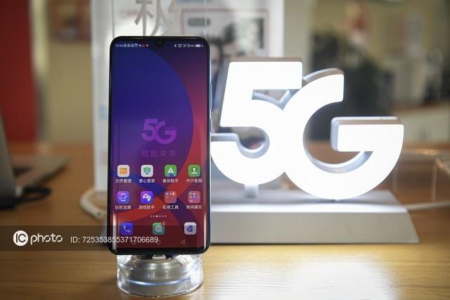 Counterpoint Research:预计年内中国5G手机出货量达1.4亿台
