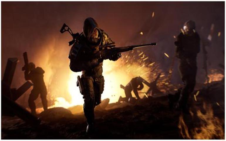 科幻射击类游戏《Outriders》或于2021年2月发售