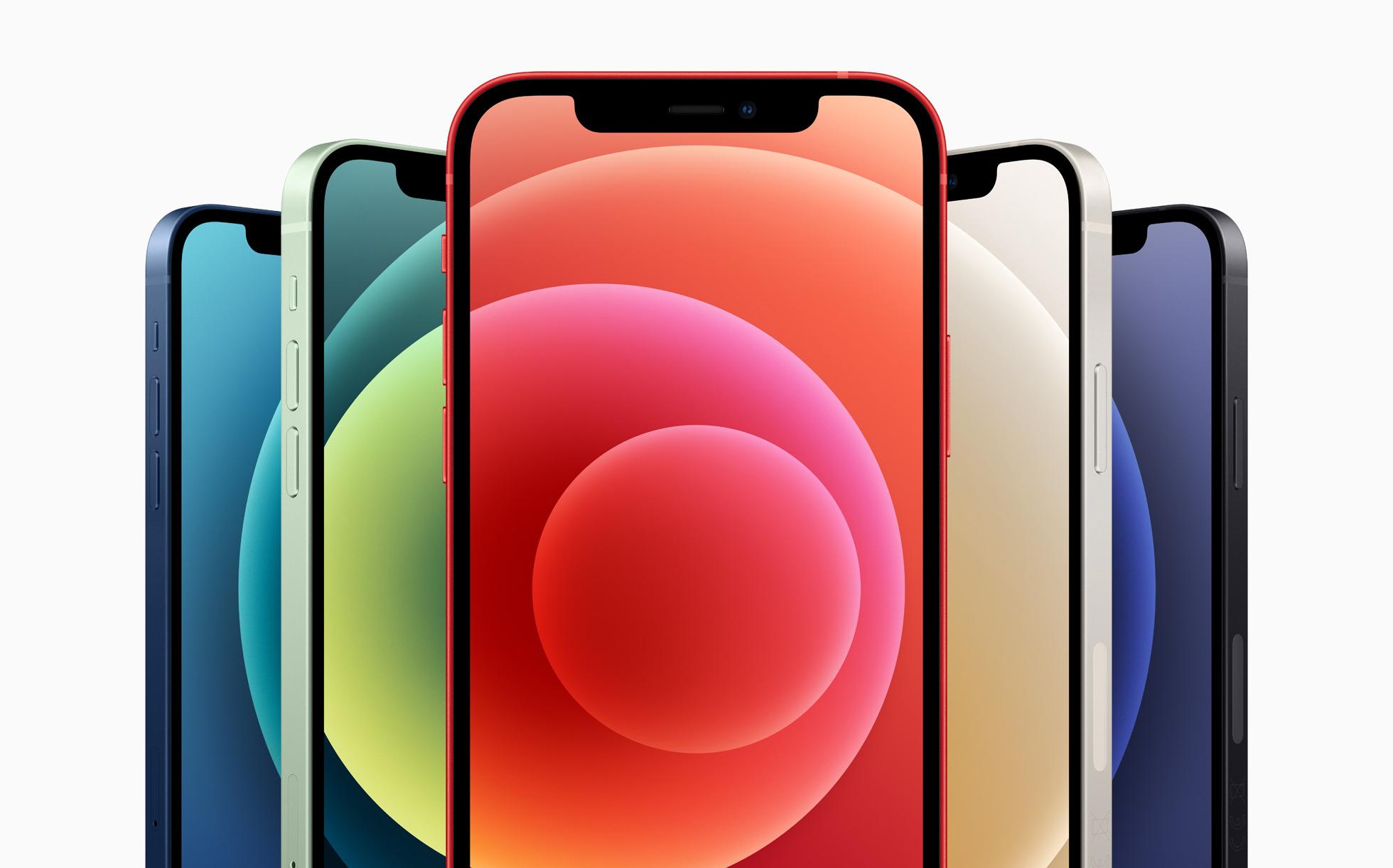 与多款 Android 手机比较:5G 网络下 iPhone 12 电池续航最差