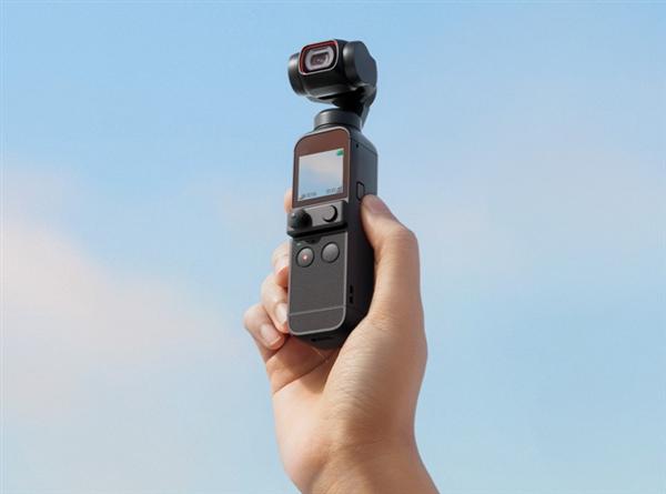 140分钟超强续航 大疆发布口袋相机Pocket 2售价2499元
