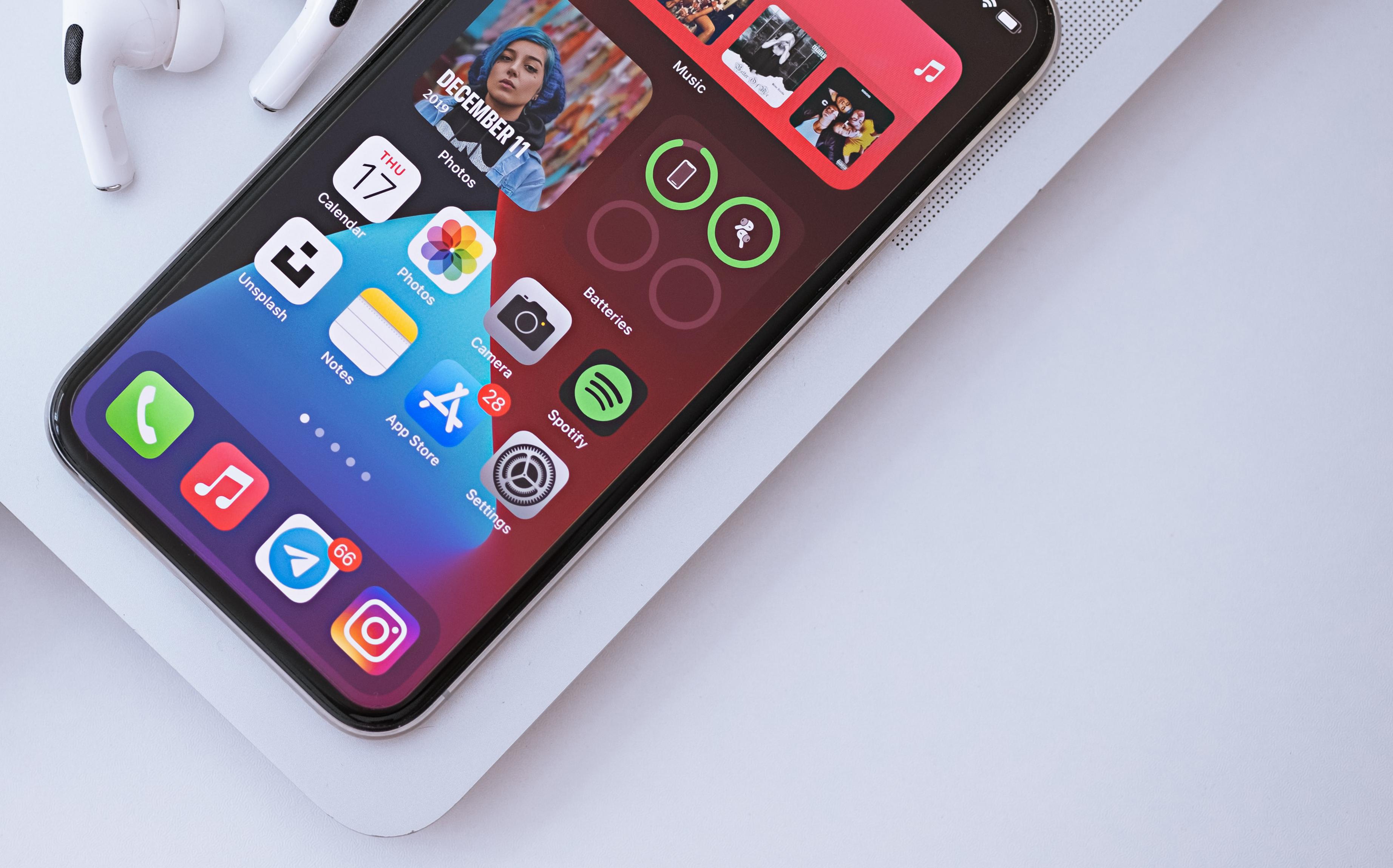 苹果推送 iOS 14.2 更新 还为早期设备带来 iOS 12.4.9 更新