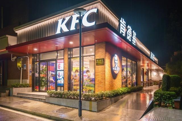 KFC推出自动驾驶的非接触式送餐小车