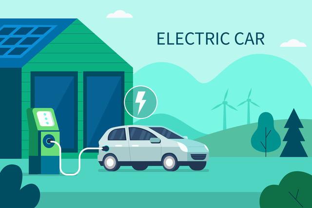 未来5到10年电动汽车投资3000亿美元