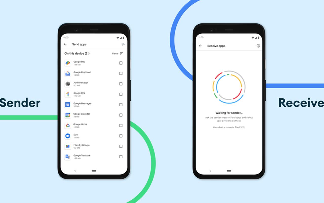 Google Nearby Sharing 让你没有网络也能分享 Android 应用