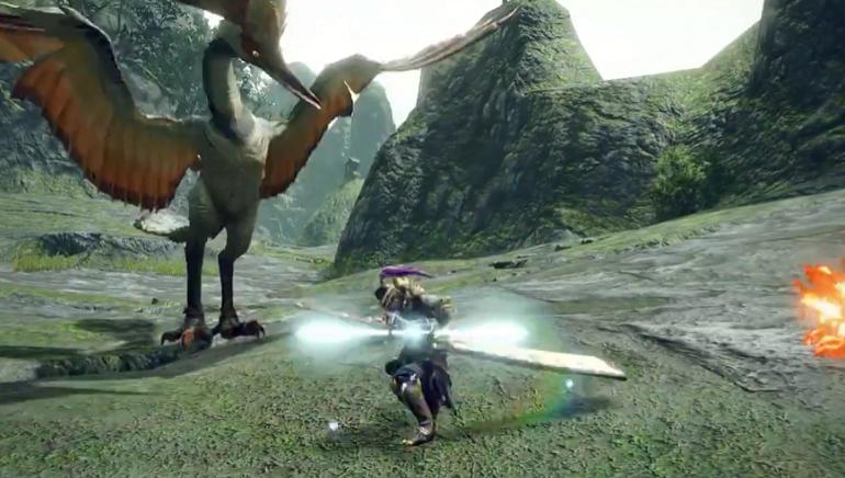 《怪物猎人》两款新作将登陆PC 首批技术细节曝光