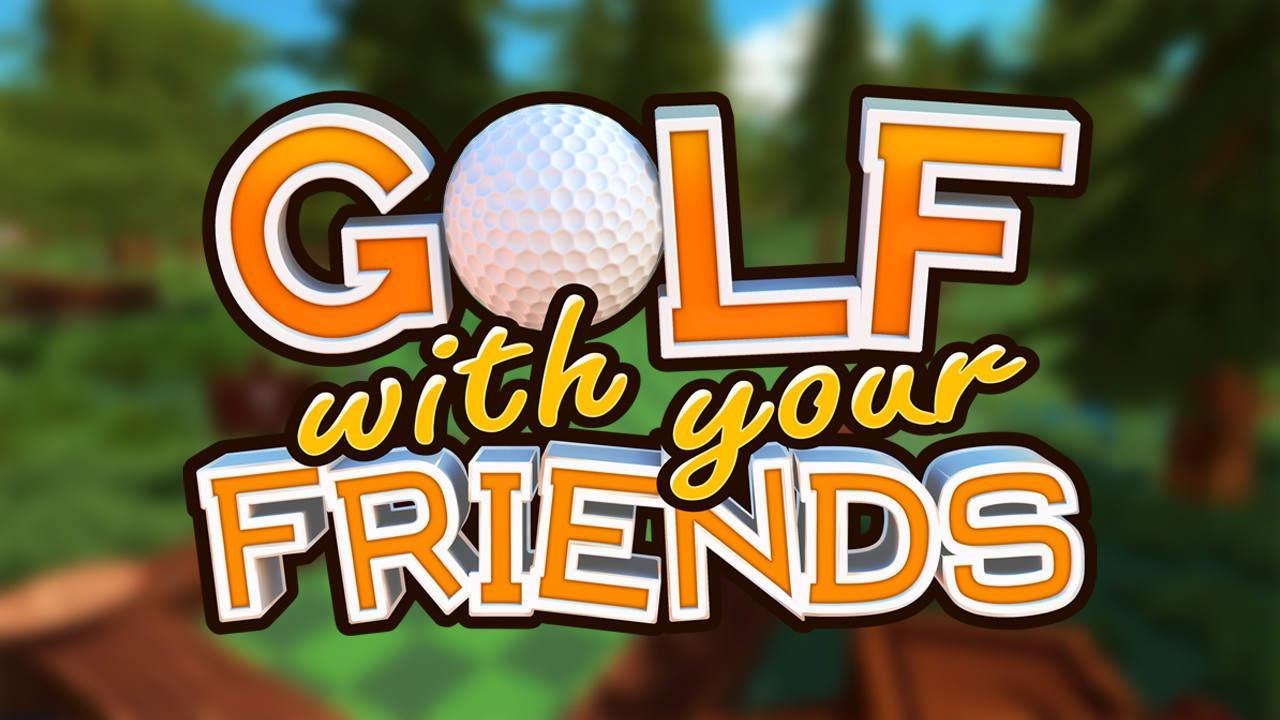 《和你的朋友打高尔夫》Steam商城限时折扣中